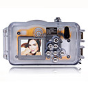 DSC-500W 5.0MP CMOS Underwater Waterproof Digital Camera with 2.0 Inch LCD Screen 4X Digital Zoom (DCE1011)