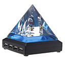 Pyramid Liquid 4 Port USB 2.0 Hub
