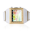 W800 1.5 Inch Quad Band FM Bluetooth Touch Screen Watch Cell Phone (SZ05430035)