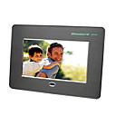 10moons DPF700 7-inch Digital Picture Photo Frame with Remote Control Slide Show Music Video (DCE169)