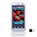 W900 Dual Card Dual Camera Quad Band WIFI TV JAVA Flat Touch Screen Cell Phone (2GB TF Card)