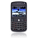 8320 WiFi quad bi-bande qwerty Java Card double camra clavier trackball Tlphone Bar cellule noire (2 Go Carte TF) (sz05440414)