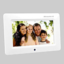 10moons DPF723 7-inch Digital Picture Photo Frame with Remote Control Music Video (DCE167)