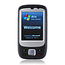 N82 Quad Band JAVA Bluetooth WIFI TV GPS Windows office Smart Cell Phone Black (2GB TF Card)