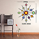 Decorative Clock Wall Sticker (0752 -DL001)