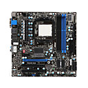 785gm MSI-E65 - placa base - micro ATX - 785g de AMD - Socket AM2 (smq4584)