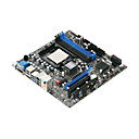MSI 760GM-E51 - Motherboard - Micro ATX - AMD 760  - AM2 Socket (SMQ4586)