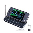 Mini N97D Quad Band Dual Card Dual Camera JAVA TV QWERTY Cell Phone (2GB TF Card)