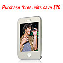2GB/4GB/8GB 2.8 Inch Fashion Style Touch Screen MP4/MP3 Player Digital Camera/Three Colors / Three Pieces Per Package(SZM519)