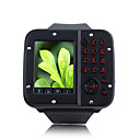 AK10 sbloccato scheda dual quad band sport polso touch screen del telefono cellulare Black Watch (2GB TF card) (sz05430040)