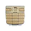 Repair Parts Replacement Keypad for Nokia E52 Cell Phone (Golden)