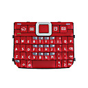 Repair Parts Replacement Keypad for Nokia E71 Cell Phone (Red)