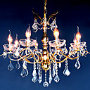 8-light Crystal Chandelier(0860-DL4005)