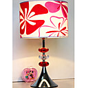 Butterfly Tie Red Shade Table Lamp(0836-MT-8820H)