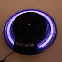 8.7&quot; Car Sound-Activated Lights - UFO Type -  AC-209-Blue