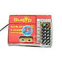 sunip fm 35 mhz 6-kanaals radio-ontvanger rc vliegtuig boot (h290407728860)
