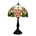 Tiffany-style Rose Floral Table Lamp(0864-HZ1249)