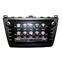 "8""Digital Touch Screen Car DVD Player-GPS-BT-Ipod-RDS-TV-Steering Control for 2008-2010 MAZDA 6"