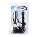 10 en 1 universal usb cargador cable kit