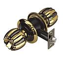 Zinc Alloy Keyed Entry Door Knob Lock (0799-5881-ET)