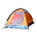7 X 5-Feet Two-Person Double Layers Backpacker Tent(0956-05.31-HW-21)