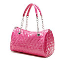 Women's Fashion Leatherette Shoulder Bag Handbag (0801-HBG016). More Colors Available