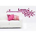 Adhesive Decorative Wall Sticker (0940-WS34)