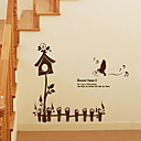Adhesive Decorative Wall Sticker (0940-WS23)