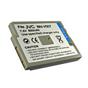 Replacement Camcorder Battery V507 for JVC GR-DVM90U/GR-DVX serious(09370204)