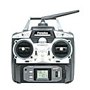 Futaba 6EX 2.4GHZ 6CH Transmitter System For Both Airplane And Helicopter (TX + RX Only)(6EX 2.4G)
