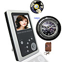 2.5 Inch TFT LCD 2.4GHz Motion Detection Wireless DVR Baby Monitor Kit and Remote control Car tire Camera Kit