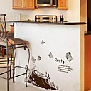 Adhesive Decorative Wall Sticker (0940-WS42)