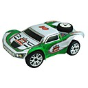 1/8th 4WD Electric Powered Rally Car Green (TPER-0063G)