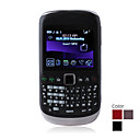 e100 Dual Karte Dual-Band-QWERTY-Tastatur optische Maus Handy (2GB TF Karte) (sz00720872)