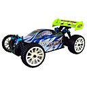 ep escala 1/16o off-road buggy azul (tpeb-1605b)