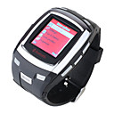 p888 fm radio tri bande bluetooth mobile  cran tactile montre tlphone (sz09160002)