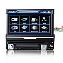"7 ""1 DIN In-Dash-Auto DVD-Spieler - RDS-Radio mit Analog-TV-bluetooth-usb-sd-ipod-gps 7101 (szc5615)"