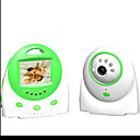Baby Monitor with Night Vision + Voice Control