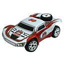 1/8th 4WD Electric Powered Rally Car Red (TPER-0063R)