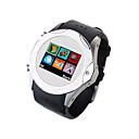 S730 Dual Sim Card Dual Stanbdy Quad Band Wrist Touch Screen Cell Phone Watch