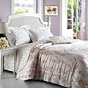 4 Pc 100 Percent Cotton Printing Duvet Cover Set(0580 -0S002000M)