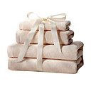 3 pc 100 Percent Cotton Single Color towel (0580 -0F757000)