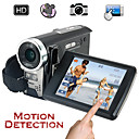 60FPS 3 Inch Touchscreen HD Camcorder  (DC024)