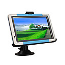 "5.0 ""draagbare high-definition touch-screen auto gps navigator - media - spelletjes - sd-kaart"