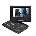 7 Inch LCD Widescreen Portable DVD Player with Copy Function (HV5)