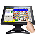 15 Inch Touch Screen LCD Monitor With VGA (HV22)