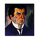 Handmade Self-Portrait  painting  by Kazimir Malevich(0192-YCF103665)