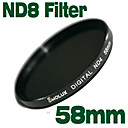 Emolux Neutral Density 58mm ND8 Filter(SQM6011)
