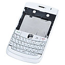 Replacement Full Housing Case with Keyboards for BlackBerry 9700 (White)