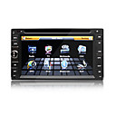 "6.2"" Digital Touch Screen 2-Din Car DVD Player-GPS-DVB-T-Bluetooth-Ipod-RDS-PIP-Steering Wheel Control"